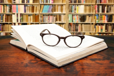 Books & Reading Glasses