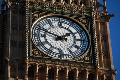 Big Ben Clock (London)
