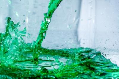 Green liquid